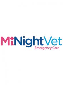 Emergency care MiNightVet logo