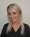 Mel Winward, support team at Birch Heath Veterinary Clinic